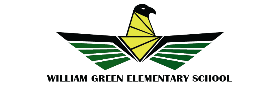 William Green Elementary  Logo